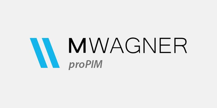 proPIM - Pro­dukt In­for­ma­tions Man­age­ment (PIM)