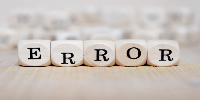 PROERROR - Error Response Verfahren steht zur Verfügung.